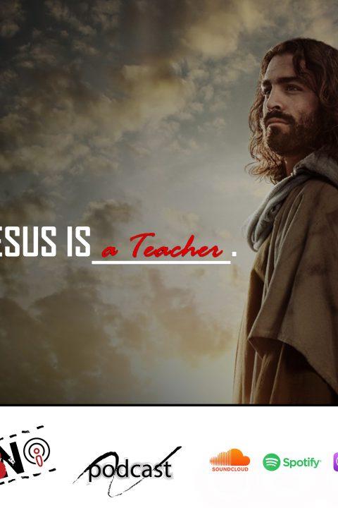 Episódio 25 – A aula magna de Jesus